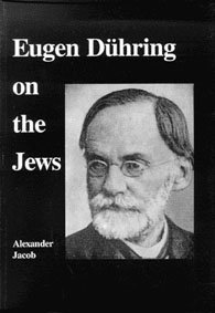 Dühring: Eugen Dühring on the Jews